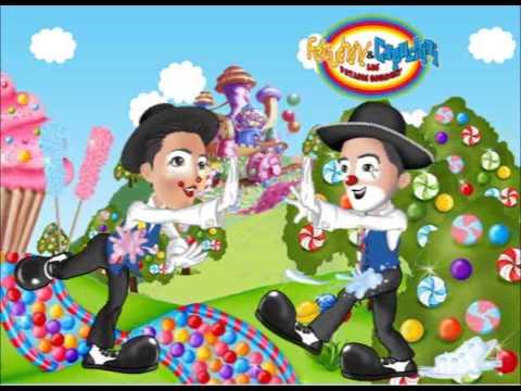 contratacion de payasos para fiestas infantiles